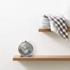 Rubik Silver Alarm Clock