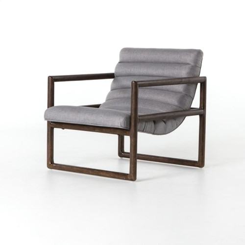 Fitz Chair Axis Silver