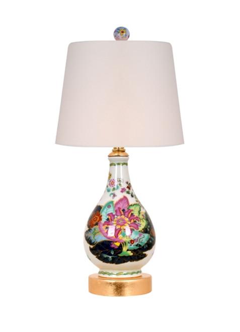 Tobacco Vase Lamp