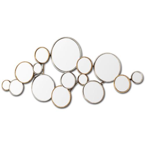 Multi-Circle Wall Mirror