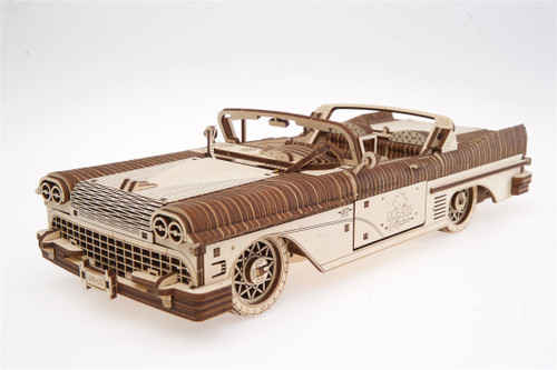 Dream Cabriolet Model Kit