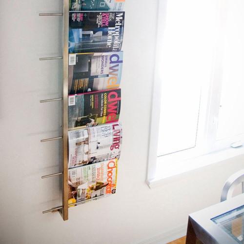 Magazine Rack by Gus Modern