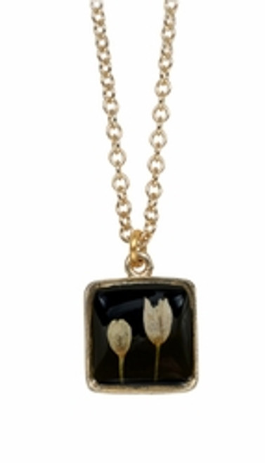 Veronica Bud Necklace
