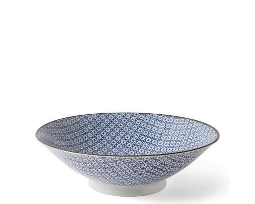 Mosaic Japanese Ceramic Bowl