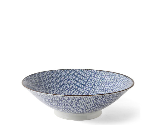 Mosaic Japanese Ceramic Bowl