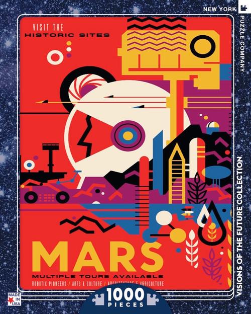 Visit Mars Puzzle