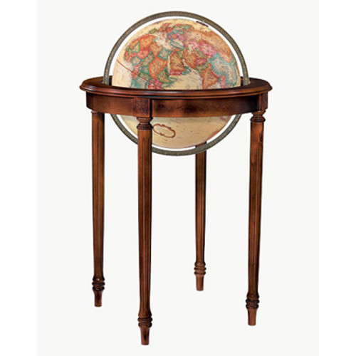 Regency Floor Globe