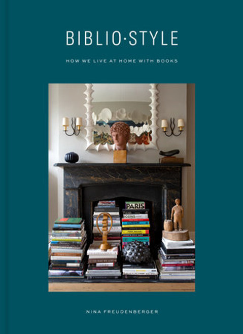 Biblio-Style - How We Live At Home with Books