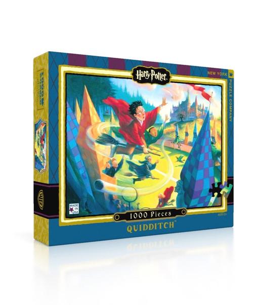 Harry Potter: Quidditch Puzzle