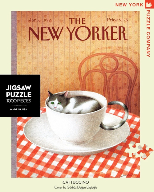 New Yorker: Cattuccino Puzzle