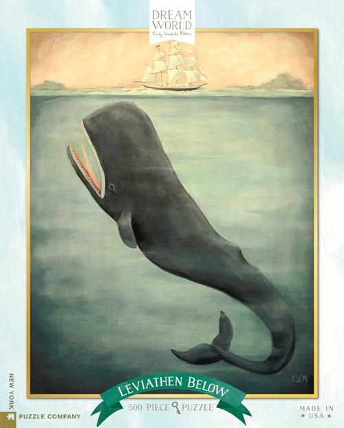 Leviathan Below Puzzle