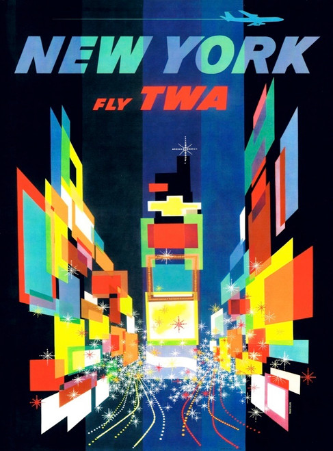 The Big Apple TWA Puzzle
