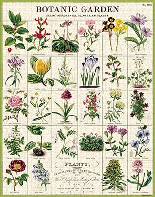 Botanic Garden 1,000 Piece Puzzle