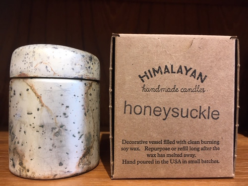 Honey Suckle Soy Candle