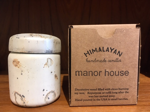 Manor House Soy Candle