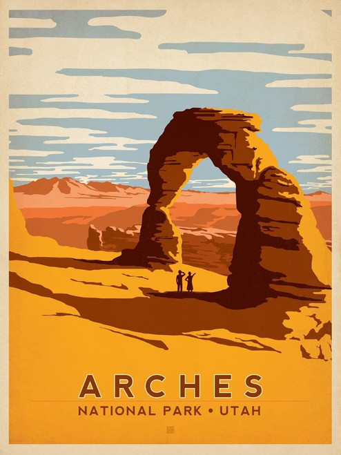 Arches National Park Puzzle