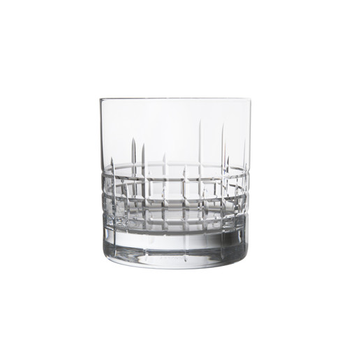 Cut Whiskey Glass