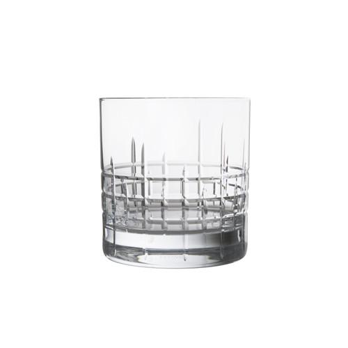 Cut Whiskey Glass