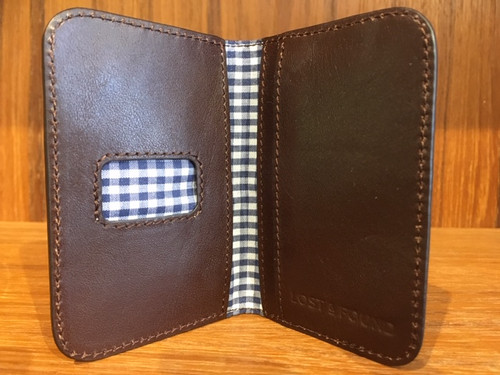 Credit Card Wallet with ID