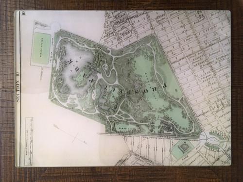 Prospect Park Decoupage