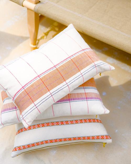 RoshniHandwoven Pillow & Insert