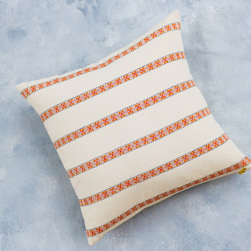 Asima Handwoven Pillow & Insert