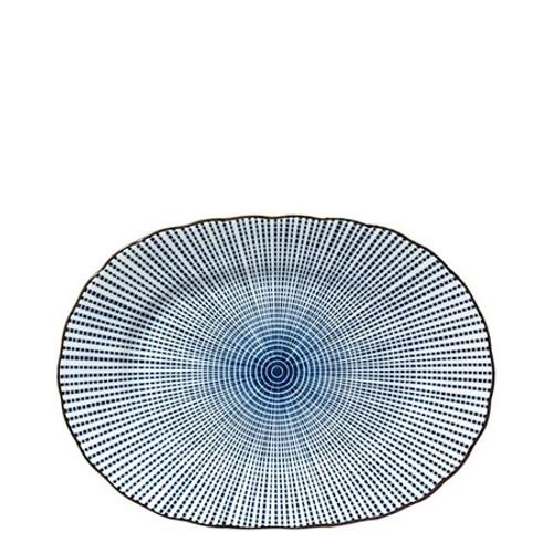 "Sendan Tokusa 7.5"" Plate"
