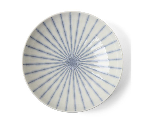 Tokusa Lavender Serving Bowl