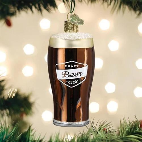 Craft Beer Ornament