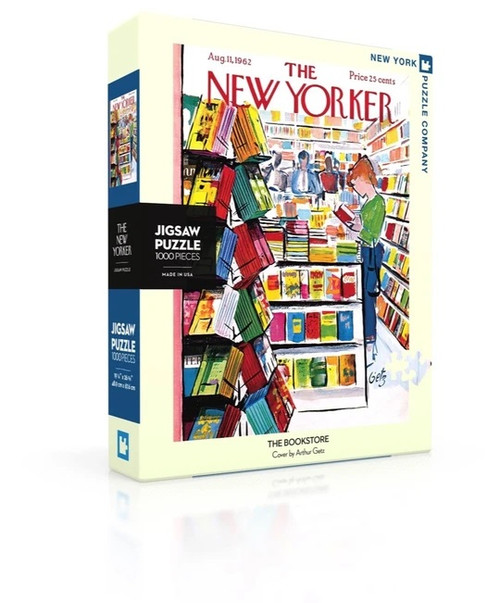 New Yorker: The Bookstore