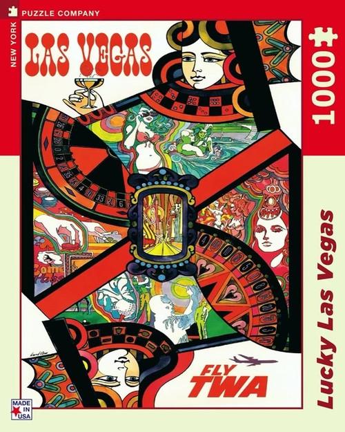 Lucky Las Vegas Puzzle