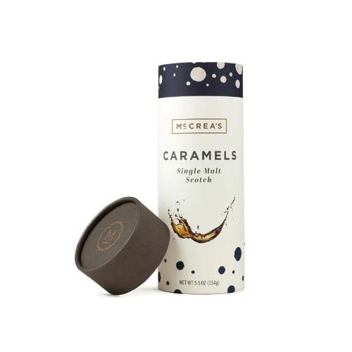 Single Malt Scotch Caramel 5.5oz Tube