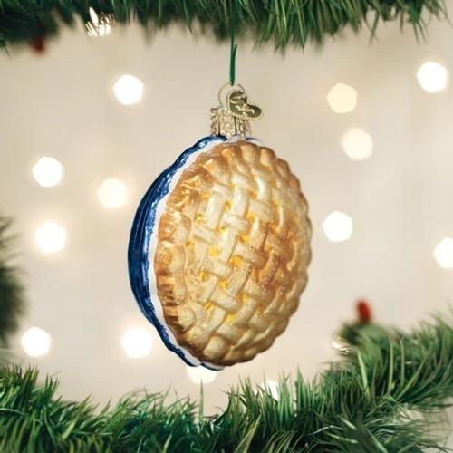 Apple Pie Ornament