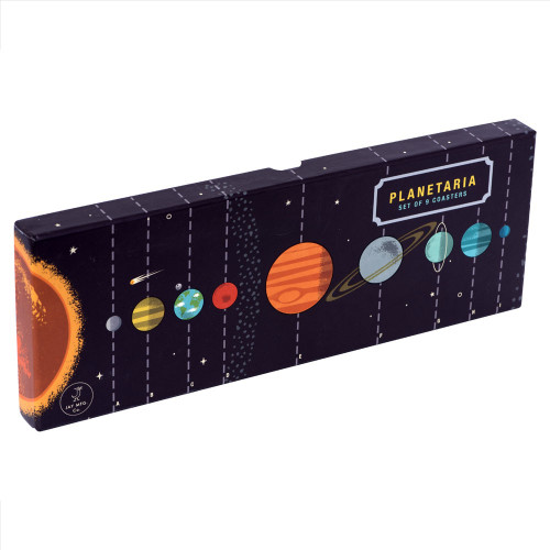 Set of 9 Planetaria Coasters