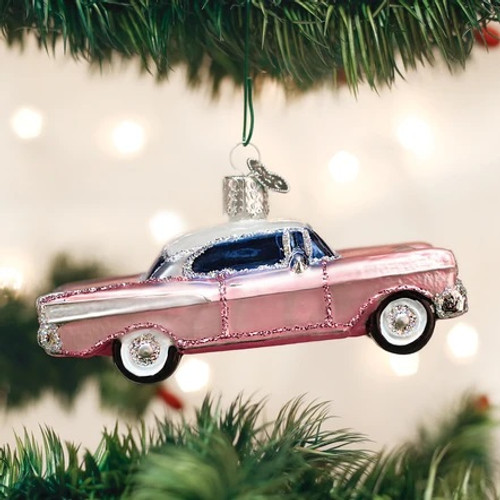 57 Chevy Ornament