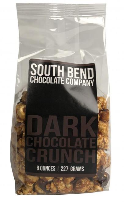 Dark Chocolate Popcorn Crunch