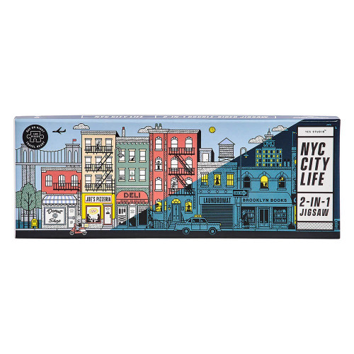 NYC Double Sided 2-in-1 Puzzle