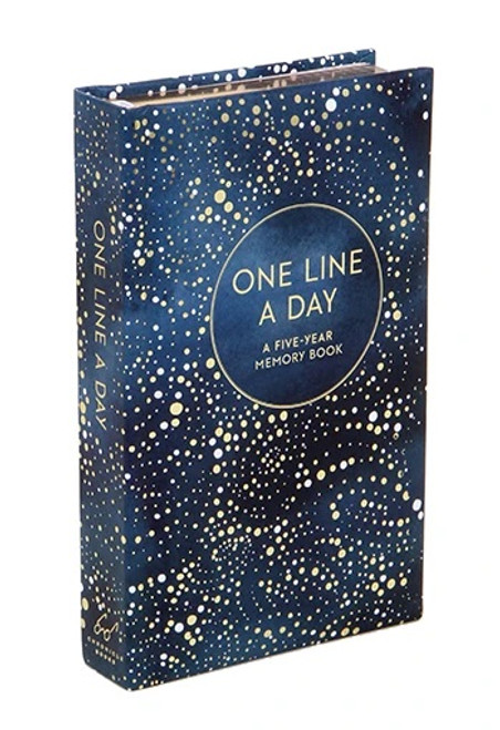 Celestial One Line a Day Diary