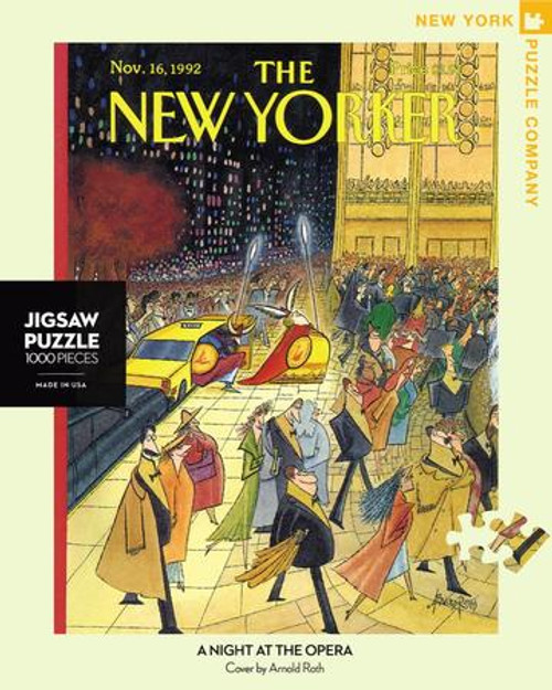 A Night at the Opera Puzzle