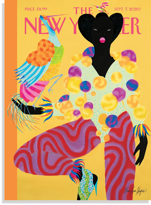 Trendsetters New Yorker Cover Puzzle
