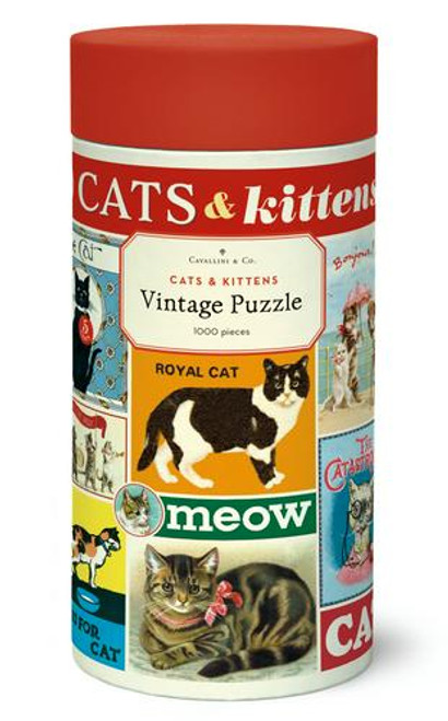 Cats & Kittens Puzzle