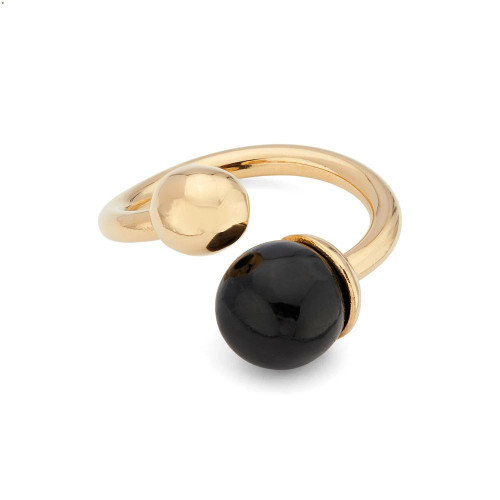 Mpira Gold-Plated Ring