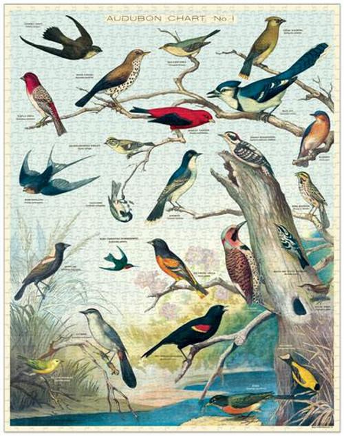 Audubon Puzzle