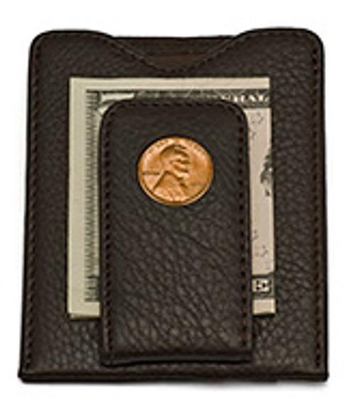 Indian Head Penny Wallet