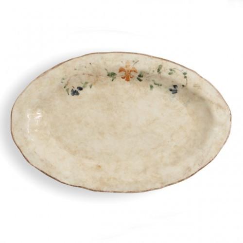 Medici Small Oval Platter