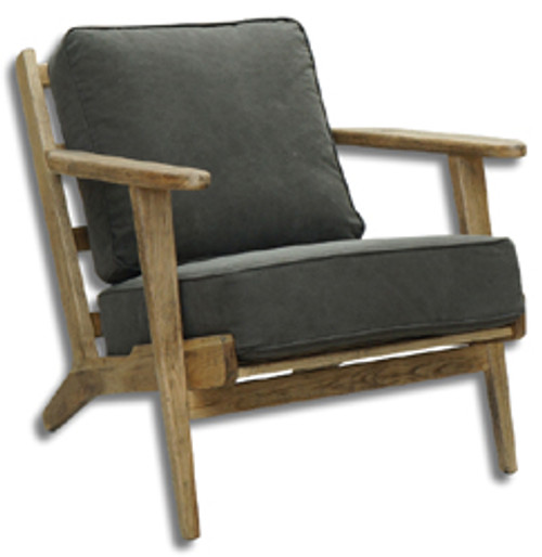 Adirondack-inspired Lounge Chair