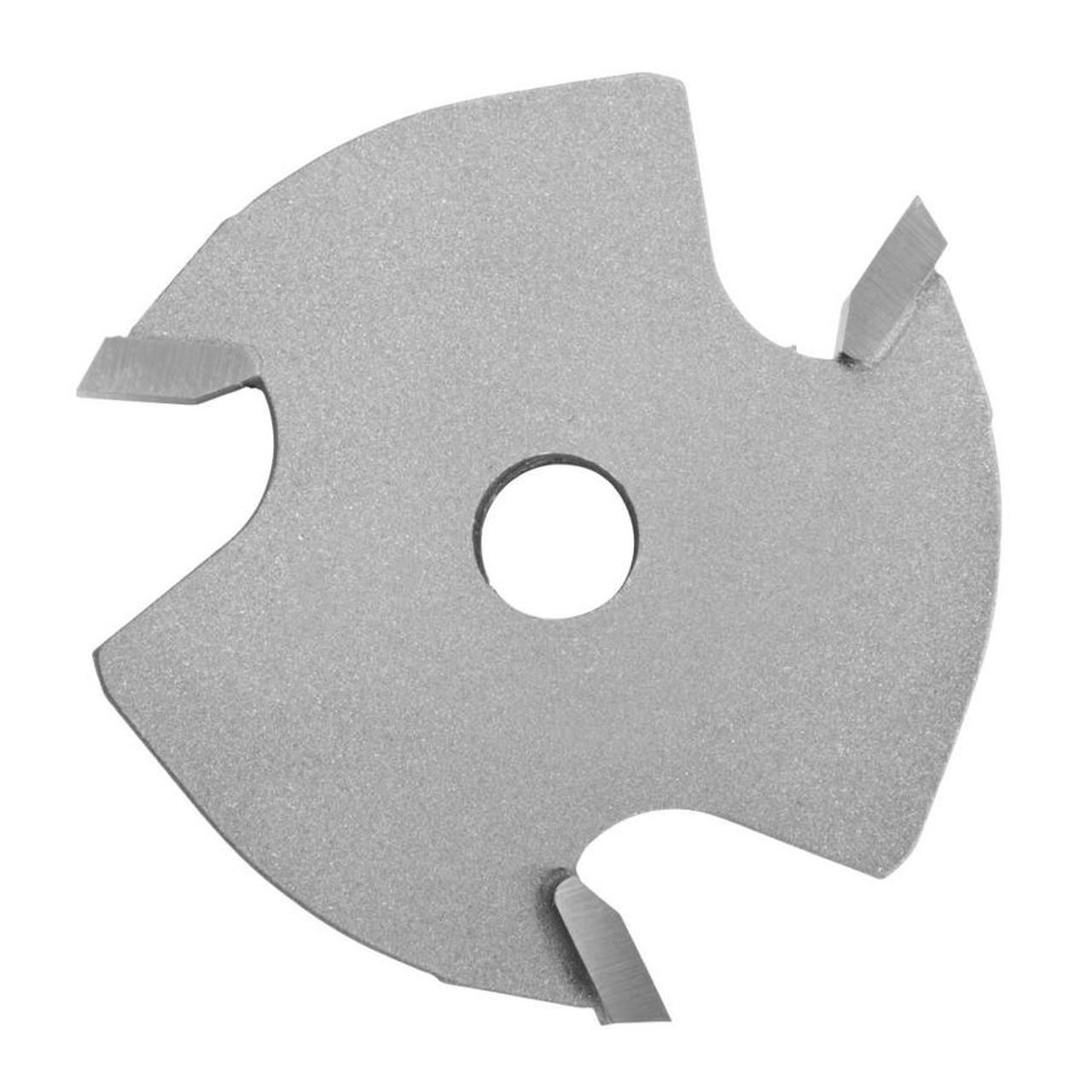3 Wing Countersink Slot Cutter  093 Kerf (3/32)