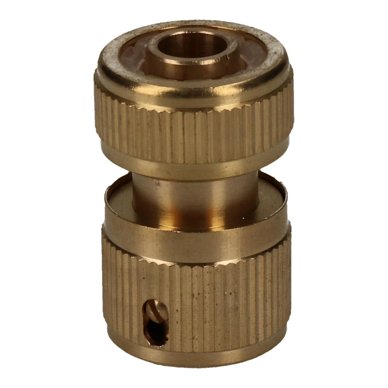 "1//2/"" Hose Connectors Female Adaptor Joiner Gaden Nozzle Pipe Quick Release"
