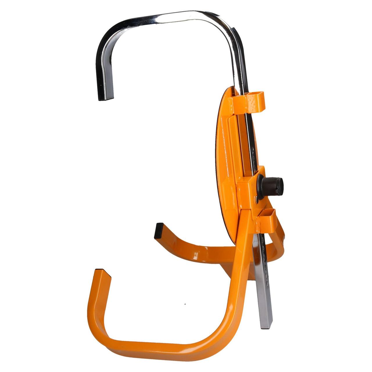 """Wheel Clamp Trailer Caravan Steel Security Lock 8"""" 10"""" Wheels"""