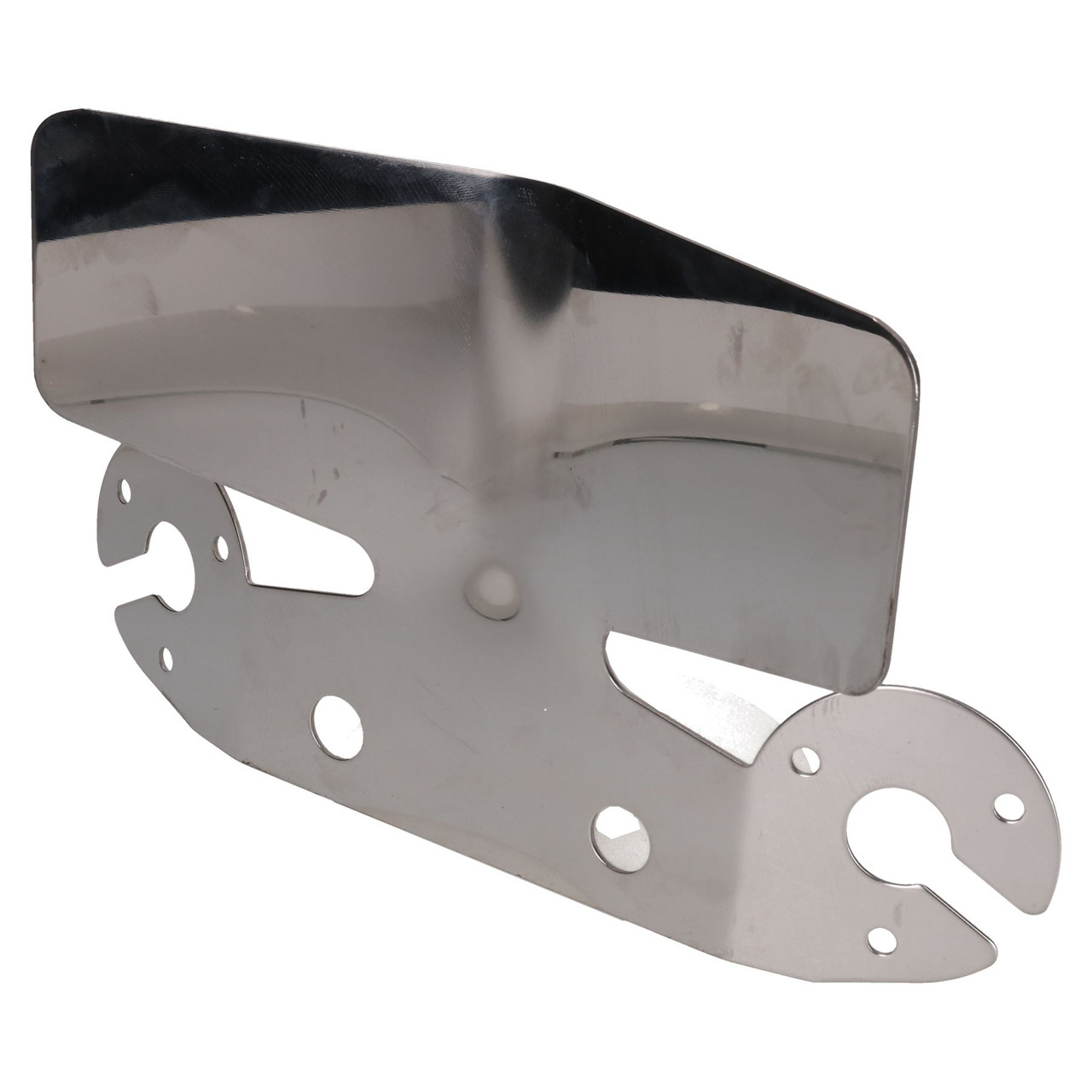 Towbar  Bumper stainless Protector Plate Standard Towball  Socket cover towing
